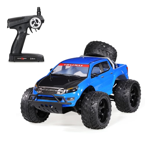 Creative-Double Star 990A 10.01 2.4G 4WD Rock Crawler Off-Road-Monster Truck RC Buggy Auto RTR