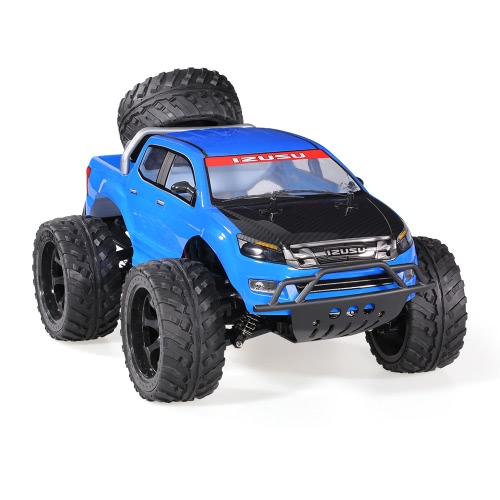 Creative Doble Estrella 990A 1/10 2.4G 4WD Rock Crawler Off-road Monster Truck Coche RC Buggy RTR