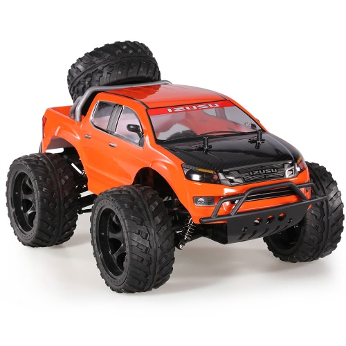 Creative Double Star 990A 1-10 2.4G 4WD Rock Crawler Off-road Monster Truck RC Buggy Car RTR