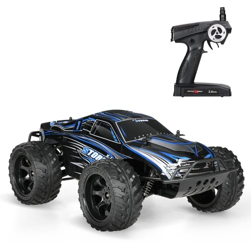Творческая Double Star 990 1/10 2.4G 4WD Rock Crawler Бездорожье Truggy RC Monster Truck Buggy автомобили РТР