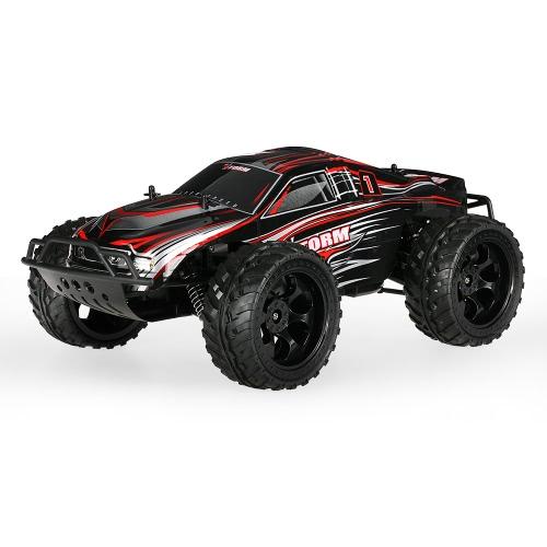 クリエイティブダブルスター990 1/10 2.4G 4WDロッククローラーオフロードトラギーRCモンスタートラックバギーカーRTR