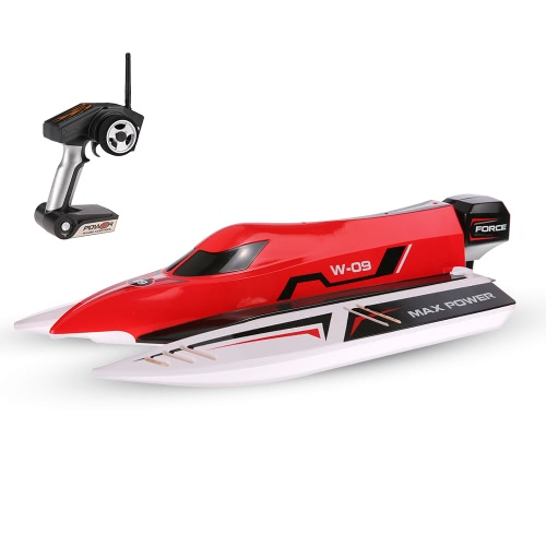 WLtoys WL915 2.4Ghz 2CH Brushless 45KM / H Hochgeschwindigkeits-RC Racing Boat