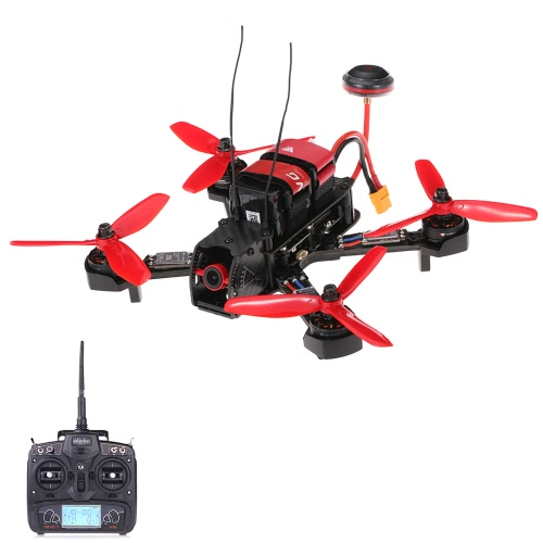 Original Walkera Furious 215 5.8G Brushless F3 Flight Controller OSD Devo 7 FPV Racing Quadcopter RTF