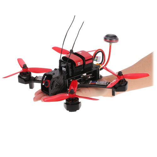 Walkera Furious 215 5.8G Brushless F3 Flight Controller OSD Devo 7 FPV Racing Quadcopter RTF