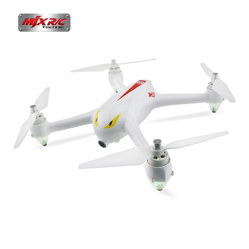 MJX Bugs 2C 1080P Câmera 2.4G 4CH 6-Axis Gyro Brushless Quadcopter Self Self Hold Força GPS