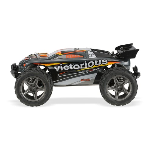 Original WLtoys A333 2.4GHz 2WD 1/12 35km/h Brushed Electric RTR Monster Truck RC Car от Tomtop.com INT