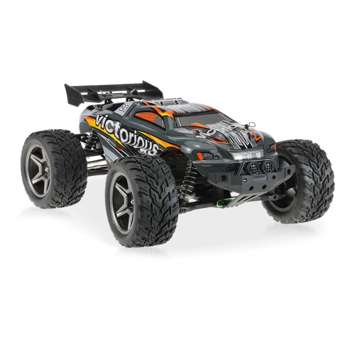 Original WLtoys A333 2.4GHz 2WD 1/12 35km/h Brushed Electric RTR Monster Truck RC Car