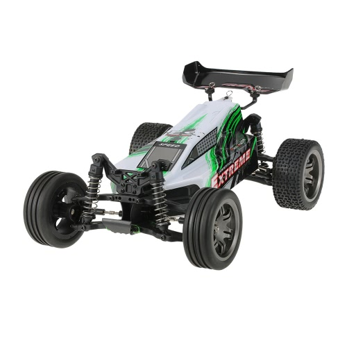 Original WLtoys A303 2.4GHz 2WD 1/12 35km / h Gebürstetes elektrisches RTR Off-Road RC Auto