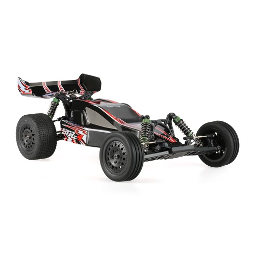 Original WLtoys L303 2.4GHz 2WD 1/10 50km/h Brushed Electric RTR Off-road Vehicle RC Car от Tomtop.com INT