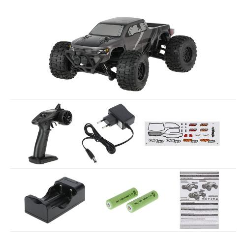HBX 2138 1/24 2.4G 4WD 2CH Off-road Truck Mini Racing RTR RC Car от Tomtop.com INT