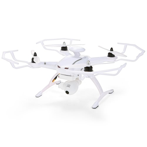 AOSENMA CG035 Brushless Double GPS 5.8G FPV RC Quadcopter RTF Drone with 1080P HD Gimbal Camera Follow Me Mode