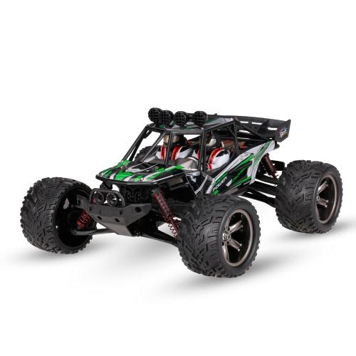 XINLEHONG JUGUETES 9120 1/12 2.4GHz 2WD De alta velocidad eléctrica Desierto Camión RTR RC Car
