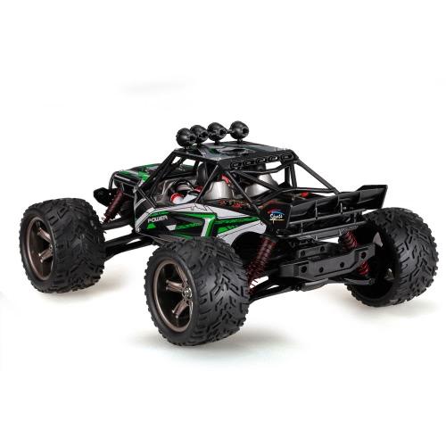 XINLEHONG SPIELZEUG 9120 1/12 2.4GHz 2WD elektrischer Hochgeschwindigkeits-Wüsten-LKW RTR RC Auto