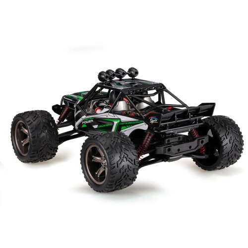 XINLEHONGトイズ9120 1/12 2.4GHz 2WD電気高速砂漠トラックRTR RCカー