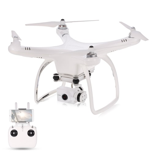 Nuovo UP Air One One Professional Versione 5.8G FPV Brushless RC Quadcopter - RTF