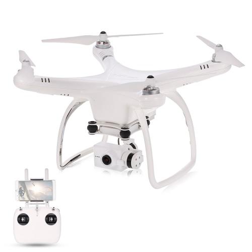Upair One Plus 5.8G FPV 2.7K HD-камера безщеточный GPS Drone 2-осевая антенна с аэродинамической камерой RC Quadcopter