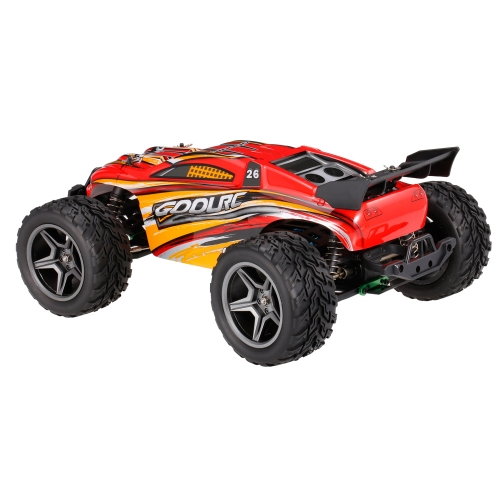 GoolRC C12 2.4GHz 2WD 1/12 35km/h Brushed Electric Monster Truck Racing Truggy Off-Road Buggy RC Car RTR RM8567US