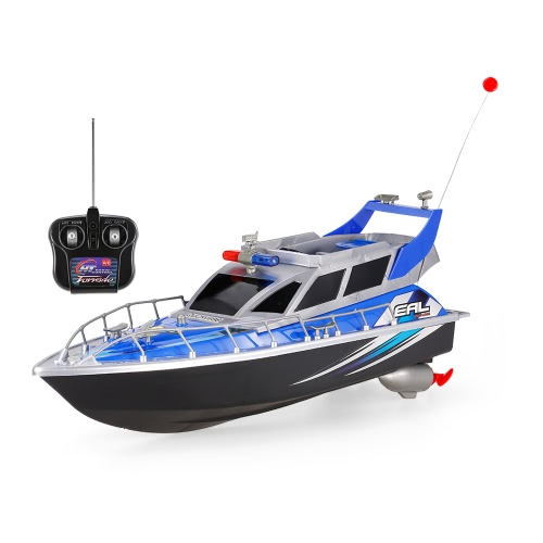 HENG TAI HT-2875F 1/20 Radio Control Electric Boat RC Ship Toy Children Gift