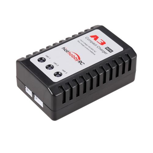 2-3S Li-po Cargador de Batería para AOSENMA CG035 Brushless Doble GPS FPV Drone Batería