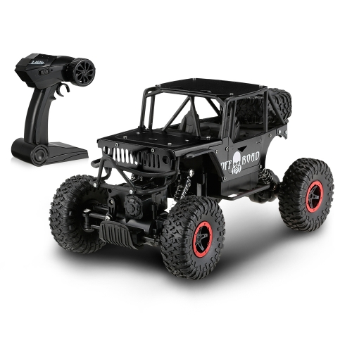 Flytec NR 699-117 1/18 4WD 2.4G Alloy Off-Road Climber Monster RC Car RTR