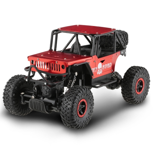 Flytec NO.699-117 1/18 4WD 2.4G in lega Off-Road Climber Monster RC Car RTR