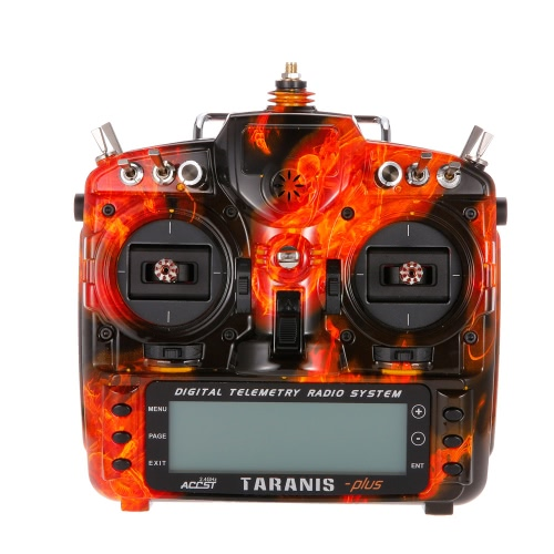 FrSky Taranis X9D Plus SE 2.4G ACCST 16CH Телеметрическое радио
