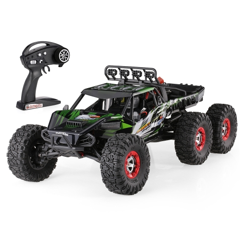 Original FEIYUE FY-06 Desert-6 1/12 6WD 2.4G 60KM/h High Speed Remote Control Brushless Desert Crawler Car