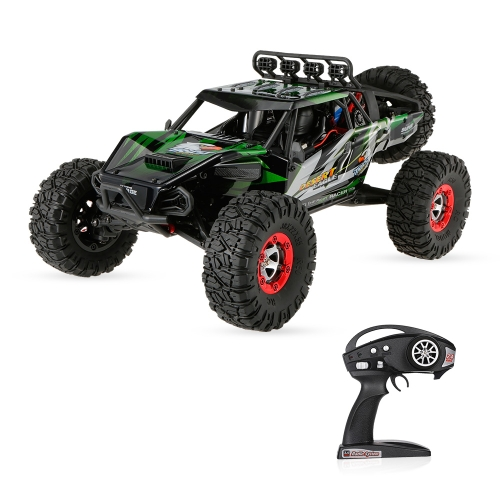 Original FEIYUE FY-07 Desert-7 1/12 4WD 2.4G 70KM/h High Speed Remote Control Brushless Desert Crawler Car