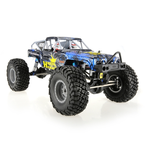 HSP RGT 18000 1/10 2.4G 4WD RC Crawler Rock Racer Off-road Climbing Car RTR