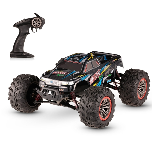 XINLEHONG TOYS 9125 1/10 2.4GHz 4WD 46km/h High Speed Waterproof Remote Control RTR RC Short-course Truck Vehicle