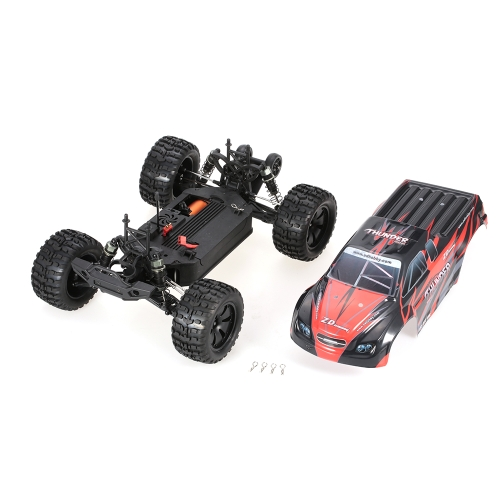 ZD Racing ZMT-10 9106S Thunder 1/10 2.4GHz 4WD Brushless Electric Monster Truck RC Racing Car Off-road Vehicle