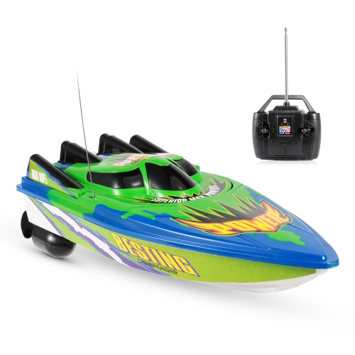 Radio Control Racing Boat RTR Electric Ship RC Toy Children Gift