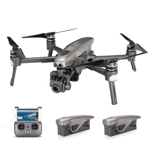 Walkera VITUS 320 Starlight FPV Foldable Quadcopter 4K Camera Obstacle Avoidance Night Vision Drone Two Extra Battery