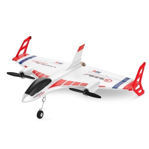 XK X520-W EPP RC Airplane with Camera 720P