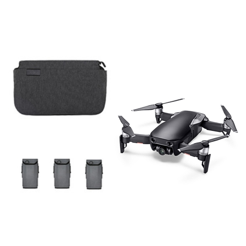 DJI Mavic Air 12MP 4K pliable 3 axes cardan évitement d'obstacles panoramas FPV Quadcopter RC Selfie Drone voler plus Combo
