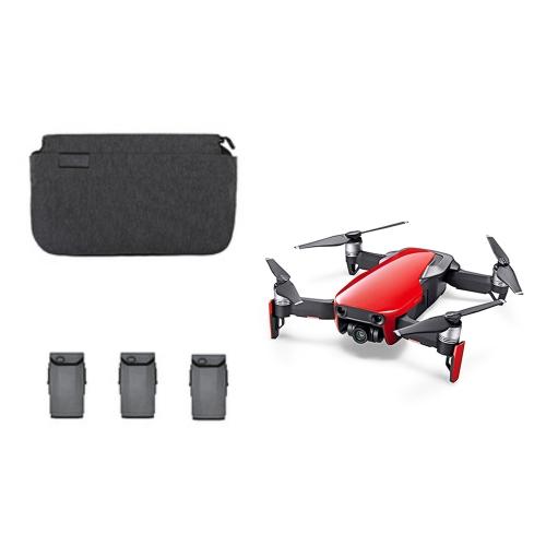 DJI Mavic Air 12MP 4K pliable 3 axes cardan évitement d'obstacles panoramas FPV Quadcopter RC Selfie Drone voler plus Combo