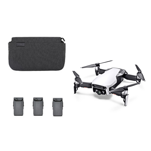 DJI Mavic Air 12MP 4K pieghevole a 3 assi Gimbal Obstacle Avoidance Panoramas FPV Quadcopter RC Selfie Drone Fly More Combo