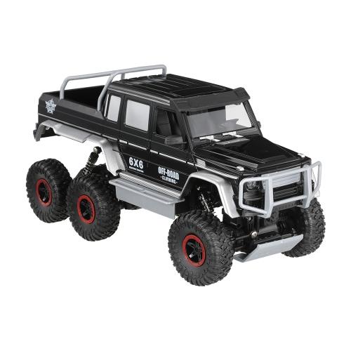 Flytec 699-119 6WD 2.4G 1/10 Rock Crawler RC Buggy Car Children Gift Kids Toy