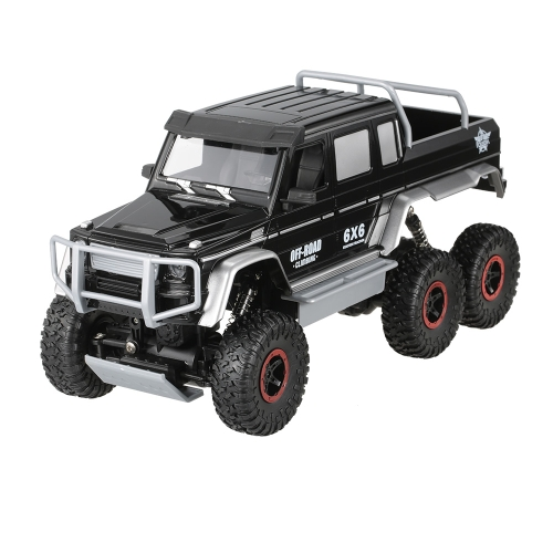 Flytec 699-118 6WD 2.4G 1/10 Rock Crawler RC Buggy Car Children Gift Kids Toy