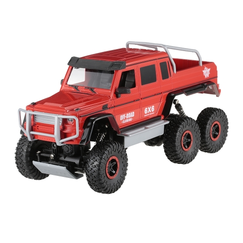 Flytec 699-118 6WD 2,4G 1/10 Rock Crawler RC Buggy Auto Kinder Geschenk Kinder Spielzeug