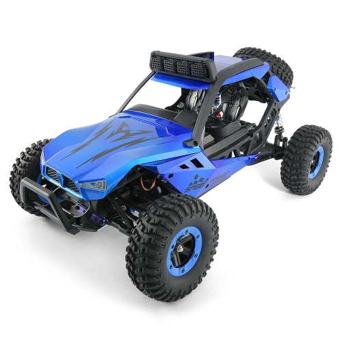 JJRC Q46 1/12 2.4G 4WD 45km/h High Speed RC Buggy Car Desert Truck RTR for Kids Gift Children Toy