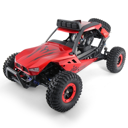 JJRC Q46 1/12 2.4G 4WD 45km / h高速RCバギー車砂漠トラックRTRキッズギフト子供玩具