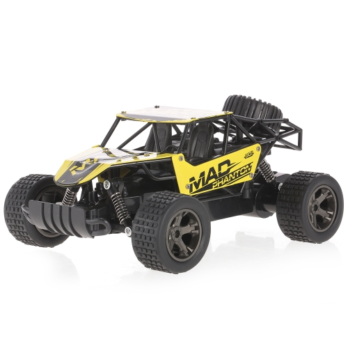 UJIE UJ99-1815B 1/18 2.4G Alloy Body Shell Desert Off-road RC Buggy Car