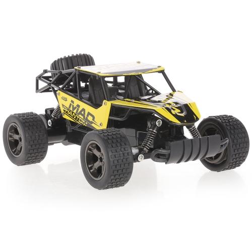 UJIE UJ99-1815B 1/18 2.4G Alloy Body Shell Desert Off-road RC Buggy Car