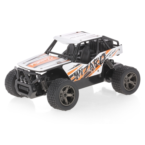 UJIE UJ99-1813B 1/18 2.4G Alloy Body Shell Desert Off-road RC Buggy Car