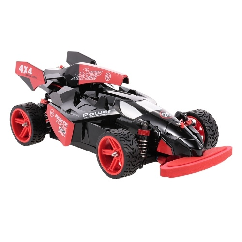 Original WLtoys 184012 2.4GHz 4WD 1/18 45KM/H Brushed Electric RTR F1 Racing RC Car Image