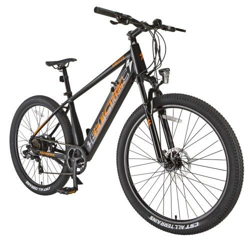 FAFREES KRE27.5 27,5-дюймовый электрический горный велосипед с батареей 36V 10AH, диапазон 80-100 км