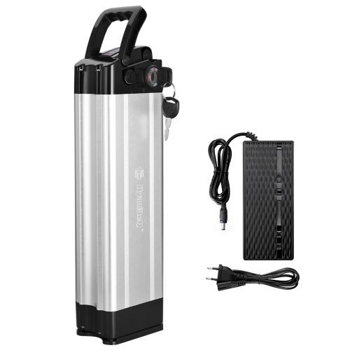 HYANITEQ HA030-01 Литий-ионный аккумулятор для электрического велосипеда 48V 12.5AH 600W Аккумулятор High Power Ebike Battery