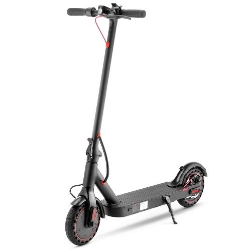 E9PRO 8,5-дюймовый двухколесный складной электрический скутер