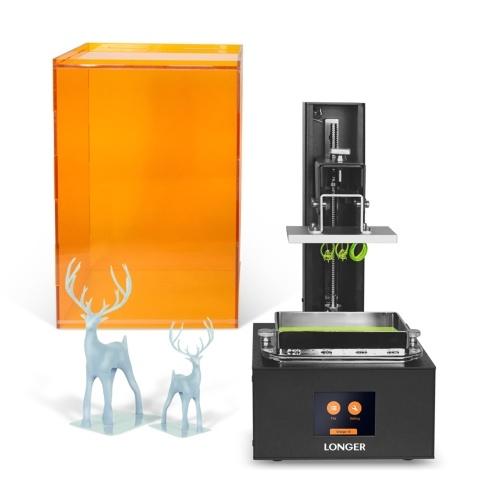 Stampante 3D per fotocopiatura della stampante in resina LCD UV 10 più lunga